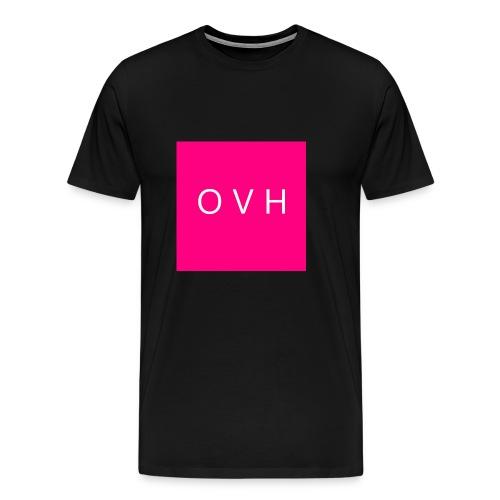 O V H - Men's Premium T-Shirt