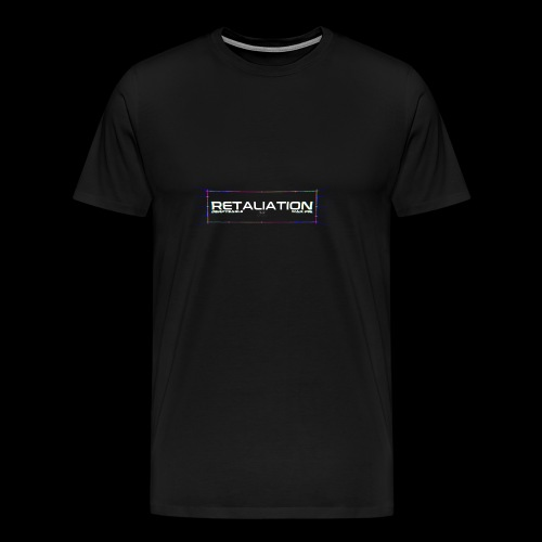 Retaliation Shirt 1 - Men's Premium T-Shirt