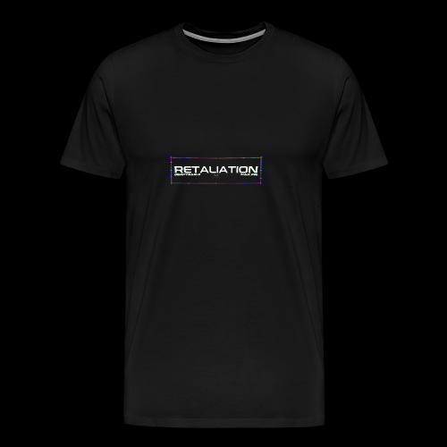 Retaliation Shirt 1 - Men's Premium T-Shirt