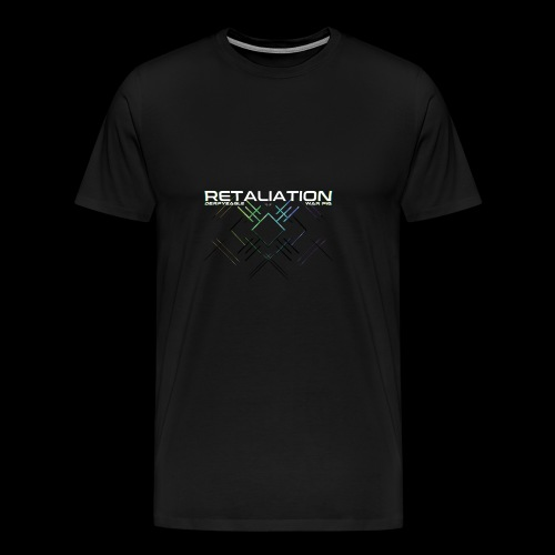 Retaliation Shirt 2 - Men's Premium T-Shirt