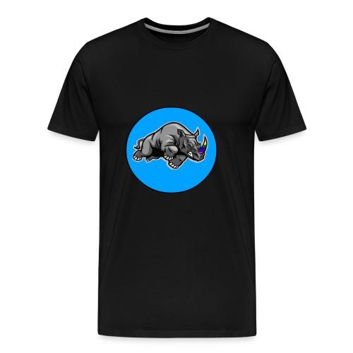 Rhinospin - Men's Premium T-Shirt