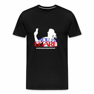 Nou pa egare Collection - Men's Premium T-Shirt