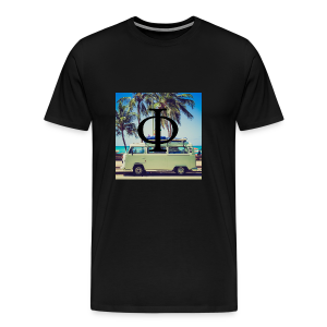 BISMUTH Van - Men's Premium T-Shirt