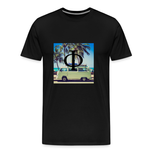 BISMUTH Van - Men's Premium T-Shirt