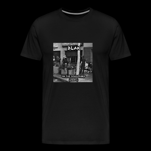 Blak- on the boulevard - Men's Premium T-Shirt