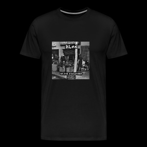 Blak- on the boulevard - Men's Premium T-Shirt