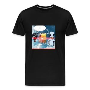 3C6A2D75 BC9F 47D0 96DE 285D4F432336 - Men's Premium T-Shirt