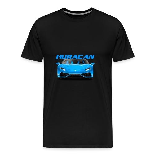 Huracan - Men's Premium T-Shirt