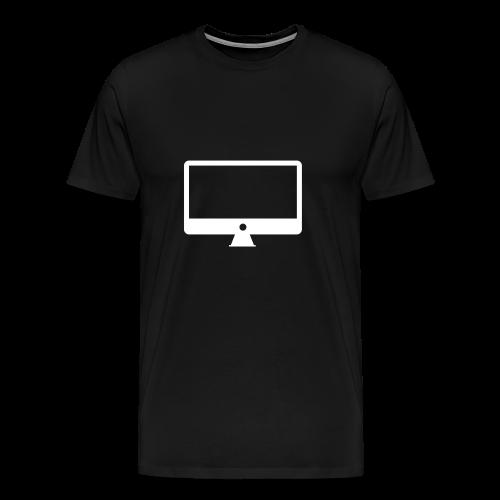Apple iMac - Men's Premium T-Shirt