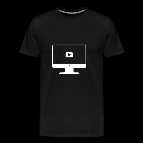 iMac Video - Men's Premium T-Shirt