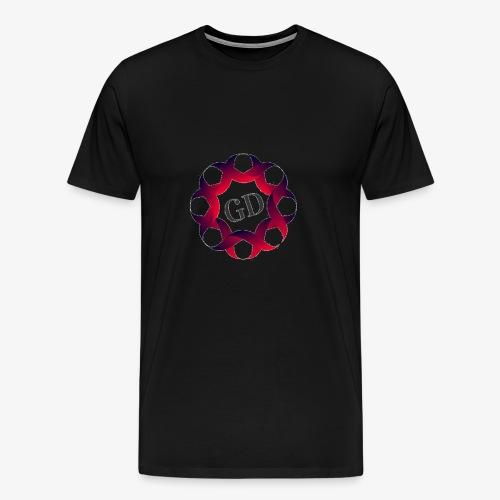 Dubz Large Logo - Men's Premium T-Shirt