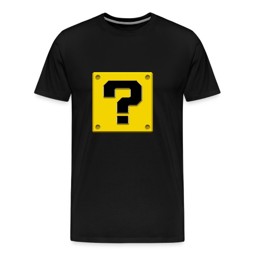 The What - Men's Premium T-Shirt