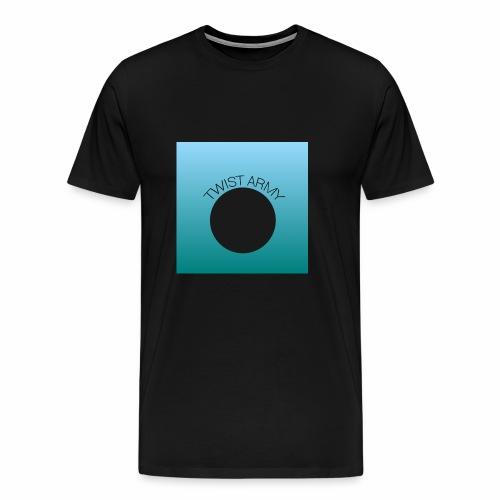 Twister Armyt - Men's Premium T-Shirt