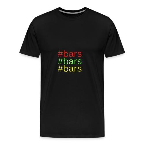 Who Got #bars - Men's Premium T-Shirt