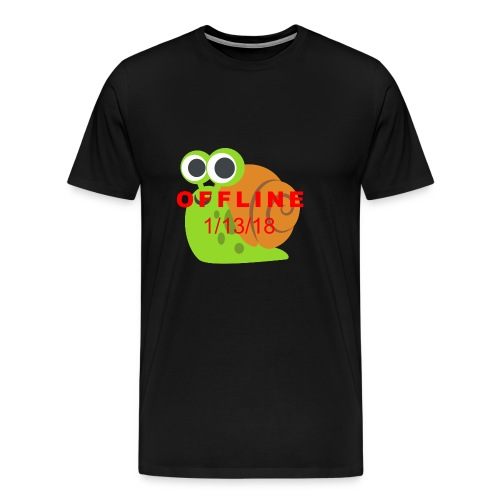 FiveM Unofficial Offline - Men's Premium T-Shirt