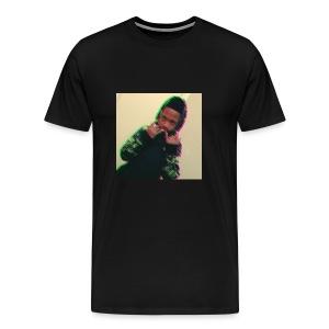 the savage king - Men's Premium T-Shirt