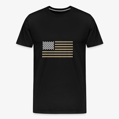 OLD GLORY WINCHESTER - Men's Premium T-Shirt