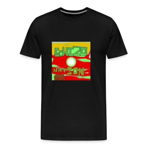 schizo - Men's Premium T-Shirt