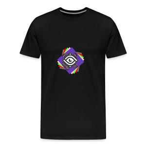 All seeing eye - Men's Premium T-Shirt
