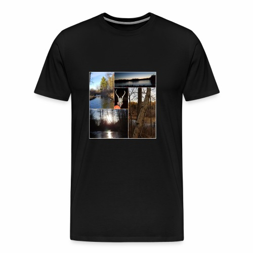Sweet Summer - Men's Premium T-Shirt