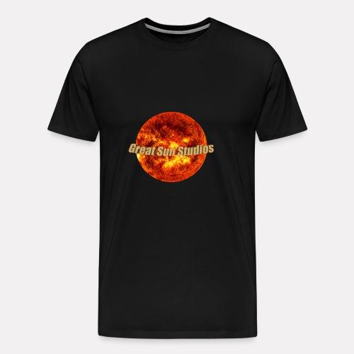 GreatSunStudios Logo - Men's Premium T-Shirt