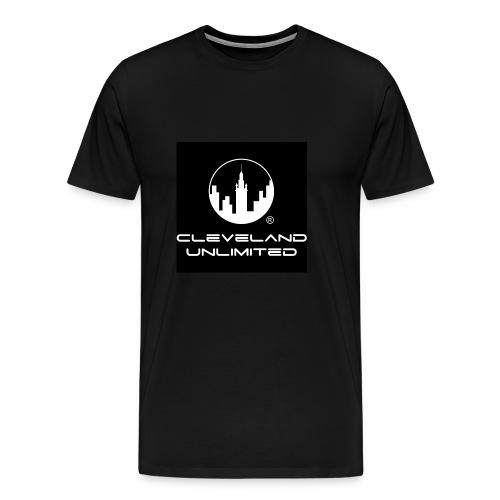 OFFICIAL CLEVELAND UNLIMITED LOGO - Men's Premium T-Shirt