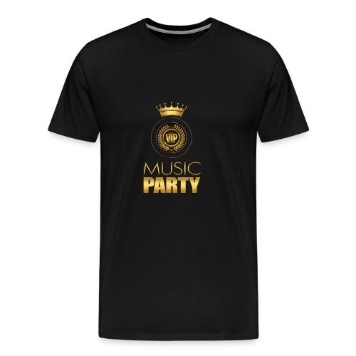 Music Party VIP - Men's Premium T-Shirt