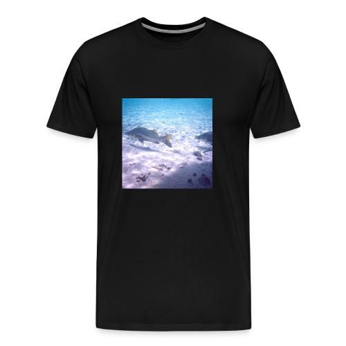 Snook - Men's Premium T-Shirt