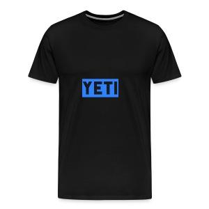 Yeti Supreme - Men's Premium T-Shirt