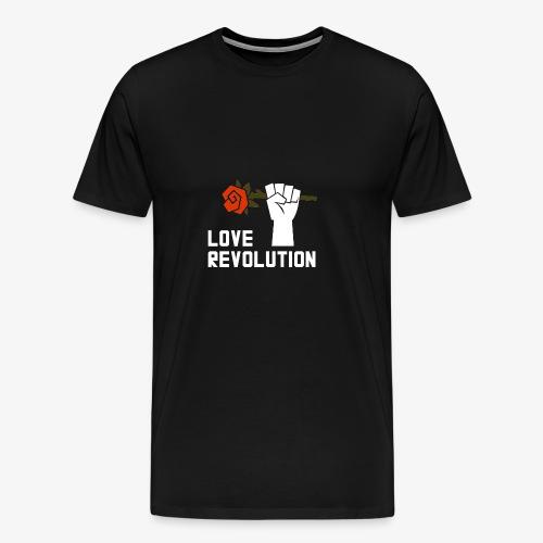 Love Revolution - Men's Premium T-Shirt