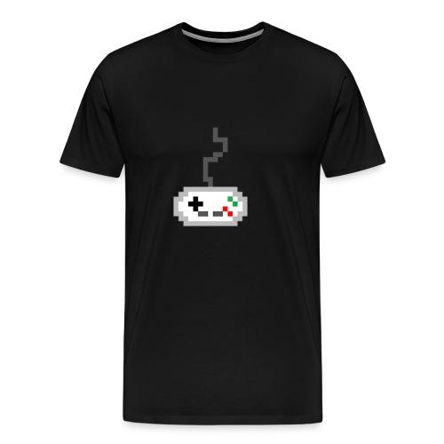 Pixel Controller - Men's Premium T-Shirt