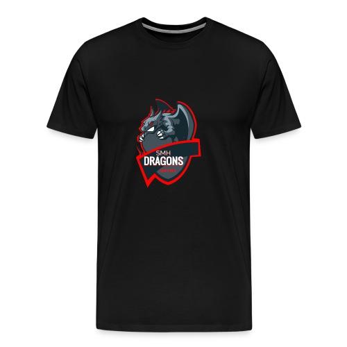 The SMH Dragons - Men's Premium T-Shirt