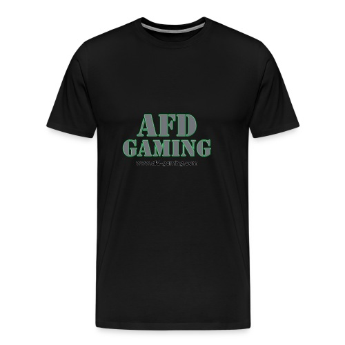 AFD Gaming Stencil - Men's Premium T-Shirt