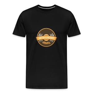 IntelligentMedia - Men's Premium T-Shirt