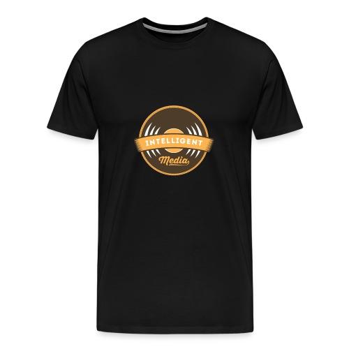 IntelligentMedia - Men's Premium T-Shirt