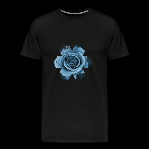 FLOWER OF LIFE.. - Men's Premium T-Shirt