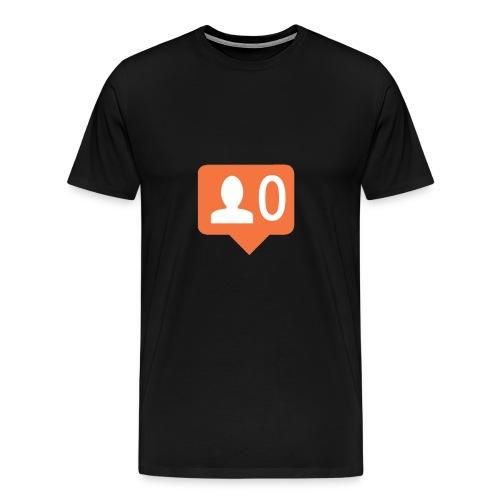 No Followers - Men's Premium T-Shirt