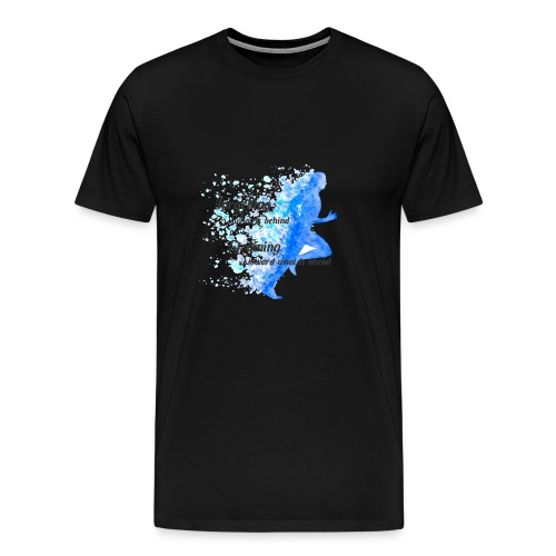 Forgetting what is behind - Men's Premium T-Shirt