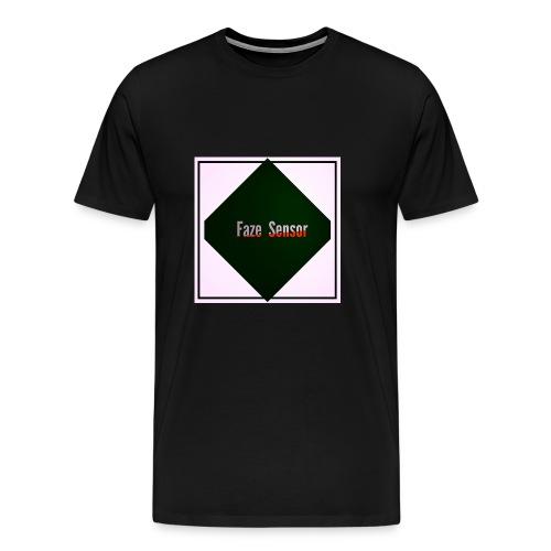 Faze Sensor clothing - Men's Premium T-Shirt