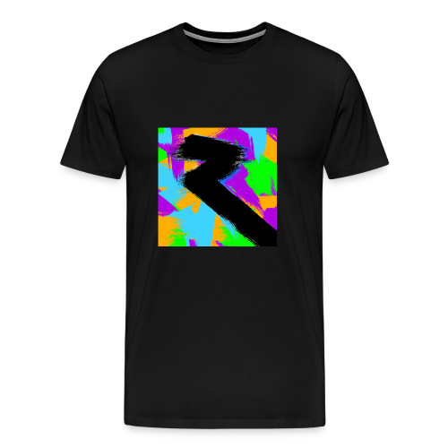 rbz paint.exe - Men's Premium T-Shirt