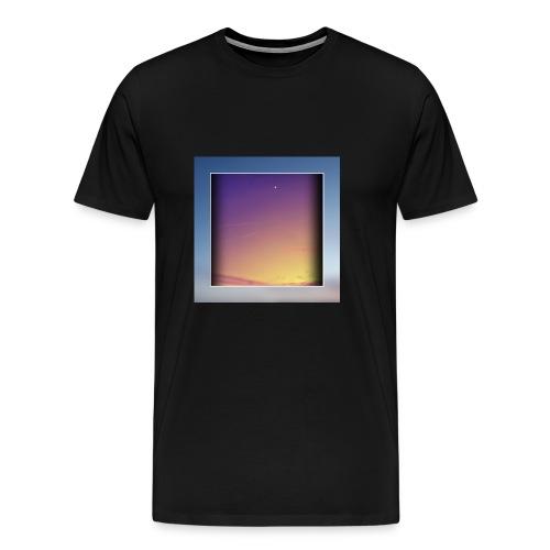 Little people big sky - Men's Premium T-Shirt