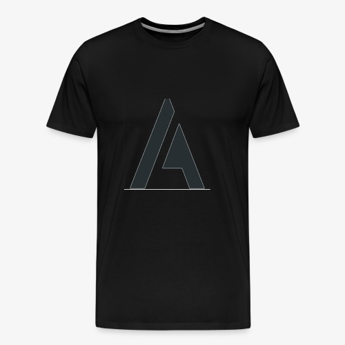 Audio Logo - Men's Premium T-Shirt