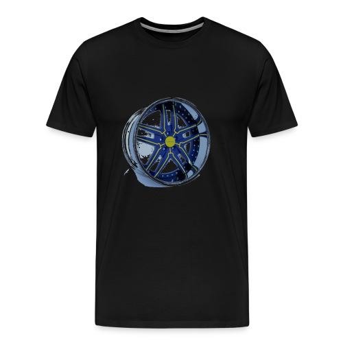 HotWheels Rim Shirt - Men's Premium T-Shirt
