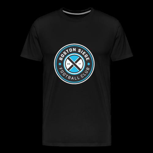 Siege Logo - Men's Premium T-Shirt