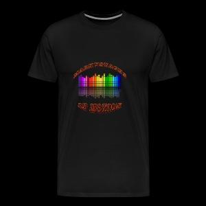 Marky Stacks In Motion - Men's Premium T-Shirt