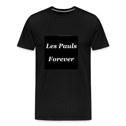 Les Pauls Forever - Men's Premium T-Shirt