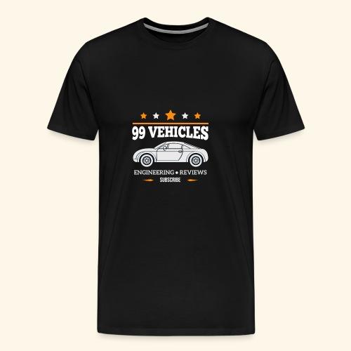 99Vehicles Tailor - Men's Premium T-Shirt