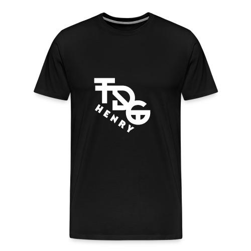 TDG Logo - Men's Premium T-Shirt