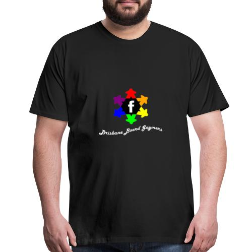 Brisbane Board Gaymers - Men's Premium T-Shirt