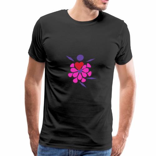 Flower Damcer - Men's Premium T-Shirt